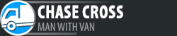 Man with Van Chase Cross